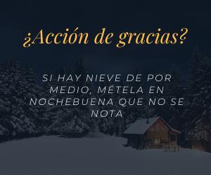 Winter Resort Website Medium Rectangle Ad